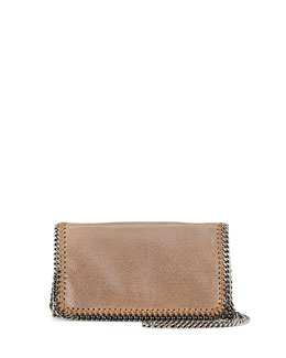 Stella McCartney Falabella Crossbody Bag, Redwood