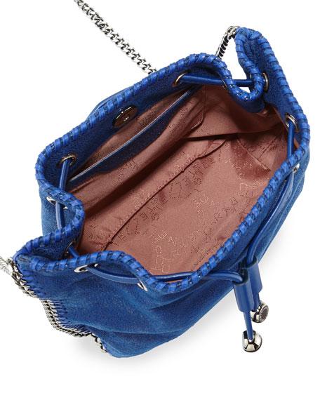 Falabella Pouch Crossbody Bag, Blue