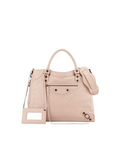 Balenciaga Classic Velo Bag, Blush