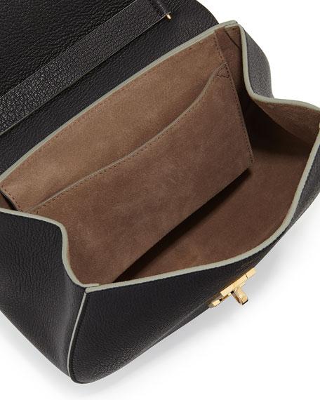chleo handbags - Chloe Drew Medium Chain Shoulder Bag, Black