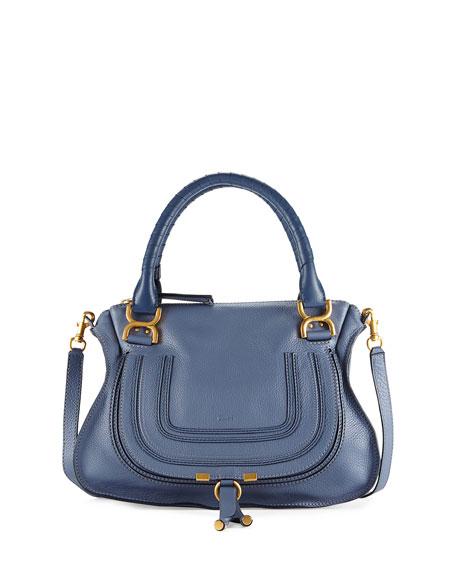 chloe turn-lock marcie satchel