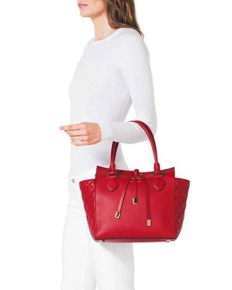 Miranda Quilted Tote