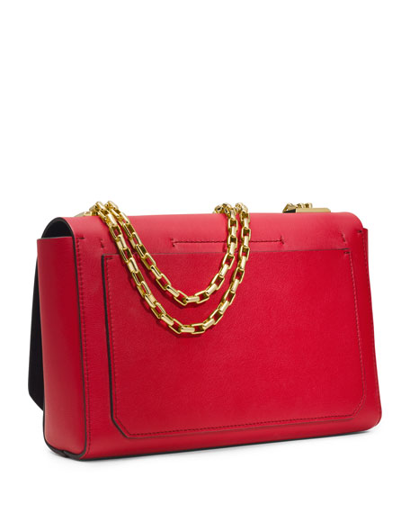 Vivian Shoulder Flap Bag