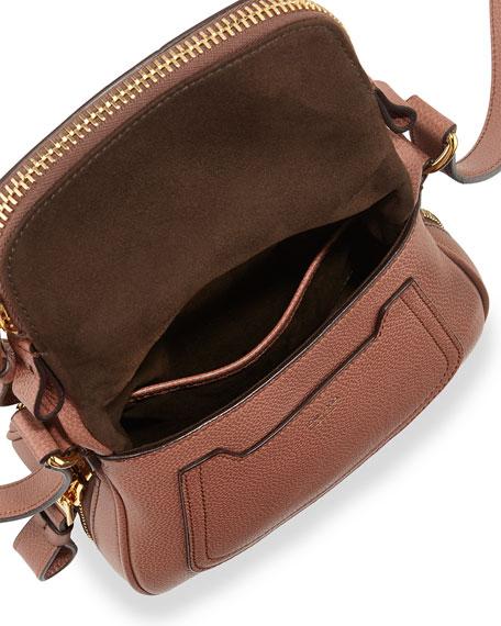 Jennifer Mini Crossbody Bag, Rose