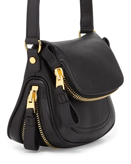 Jennifer Mini Crossbody Bag Black