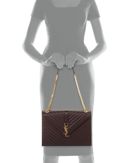 saint laurent handbag bordeaux
