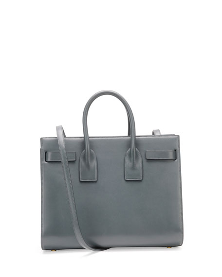 Sac de Jour Small Carryall Bag, Gray