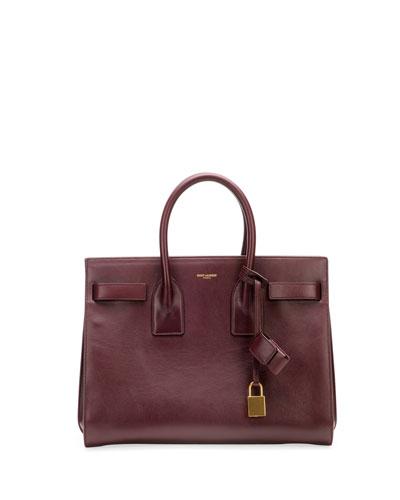 Saint Laurent Sac de Jour Small Carryall Bag,