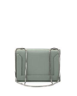3.1 Phillip Lim Soleil Mini Chain Shoulder Bag, Frost