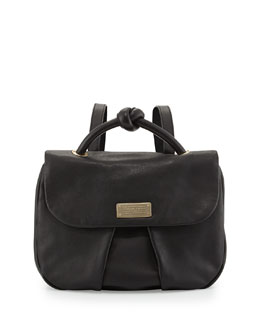 MARC by Marc Jacobs MARChive Leather Backpack, Black