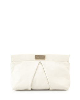 MARC by Marc Jacobs MARChive Leather Clutch Bag, Lily Flower