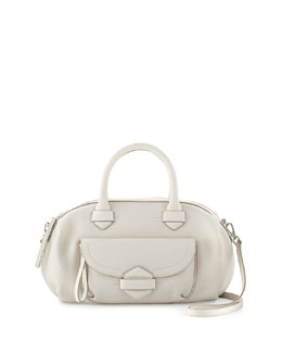MARC by Marc Jacobs Half Pipe Pebbled Duffel Bag, Lily Flower