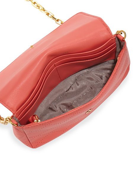 On the Dot Carmena Crossbody Bag, Rose Bush