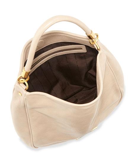 Too Hot to Handle Hobo Bag, Tracker Tan