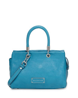 MARC by Marc Jacobs Too Hot to Handle Zip Satchel Bag, Turkish Tile