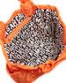 Pretty Nylon Tate Medium Tote Bag, Spiced Orange