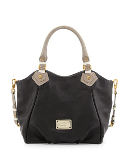 MARC by Marc Jacobs Classic Q Colorblock Fran Satchel Bag