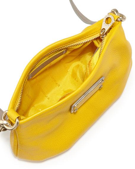 Classic Q Percy Crossbody Bag, Grapefruit Zest