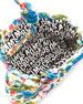 Pretty Nylon Medium Splatter Tote Bag