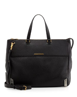 MARC by Marc Jacobs Shelter Island Jaime Tote Bag, Black