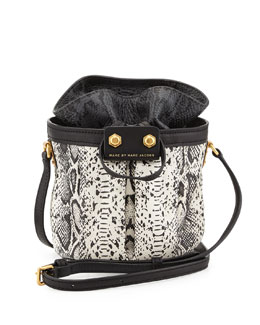 MARC by Marc Jacobs Lexi Makes Friends Jen Drawstring Bag