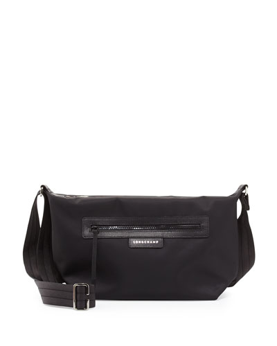 Le Pliage Neo Crossbody Bag, Black