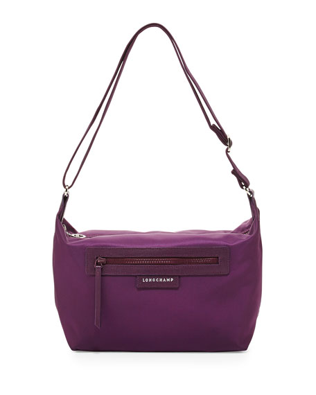 Le Pliage Neo Shoulder Bag, Bilberry