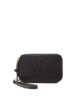 Tory Burch Thea Multitask Smart Phone Wristlet Wallet, Black