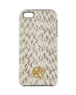 Tory Burch Whipsnake iPhone 5 Case, Natural