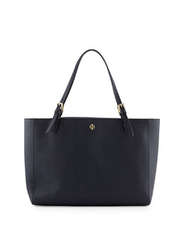 Tory Burch York Saffiano Leather Tote Bag, Tory Navy