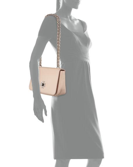 Mercer Adjustable Shoulder Bag, Light Oak