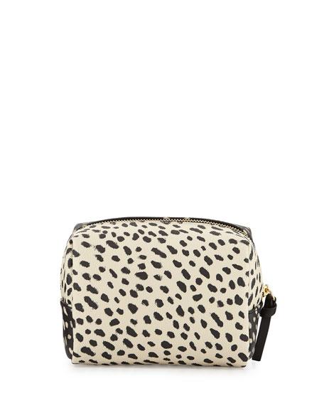 Kerrington Brigitte Cosmetic Bag, Dotted Pony