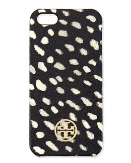 Tory Burch Kerrington iPhone 5 Case, Dotted Pony