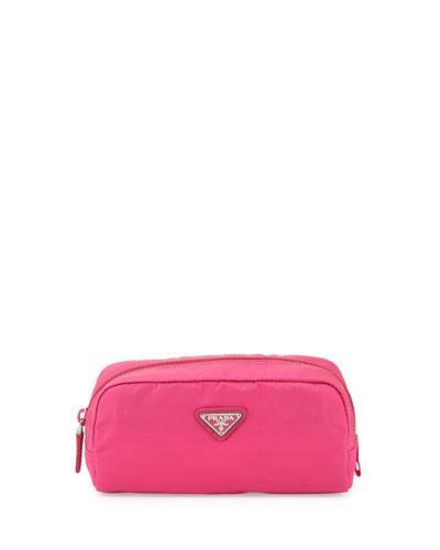 Vela Cosmetics Case, Pink (Fuxia)