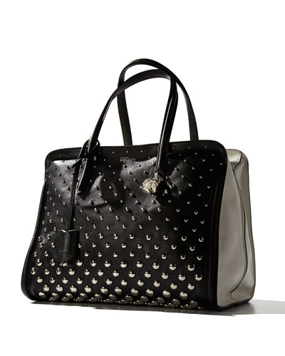 2019 year for lady- Mcqueen alexander studded bag fall