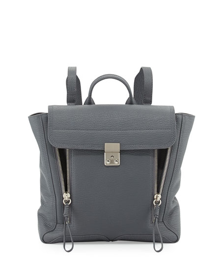 Pashli Zip Backpack, Storm