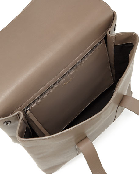 31-Hour Medium Satchel Bag, Clay