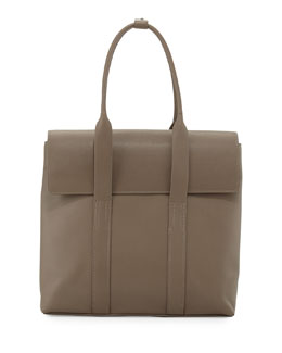 3.1 Phillip Lim 31-Hour Medium Satchel Bag, Clay