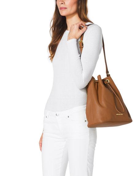 Large Jules Drawstring Shoulder Bag