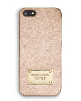 MICHAEL Michael Kors Metallic Phone Cover