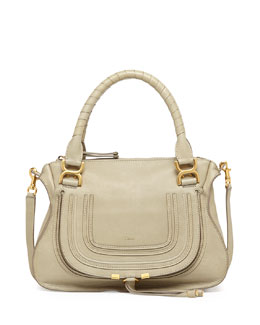 Chloe Marcie Medium Shoulder Bag, Light Green