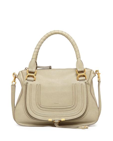 Marcie Medium Shoulder Bag, Light Green