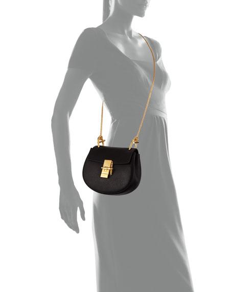 white chloe bag - Chloe Drew Mini Shoulder Bag, Black