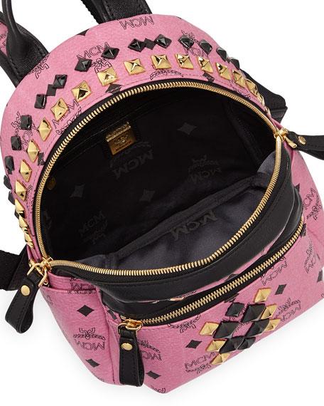 Stark Brock Mini Backpack, Pink