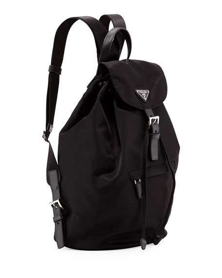 prada medium vela backpack