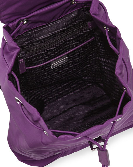 Vela Medium Packpack, Purple (Ciclamino)