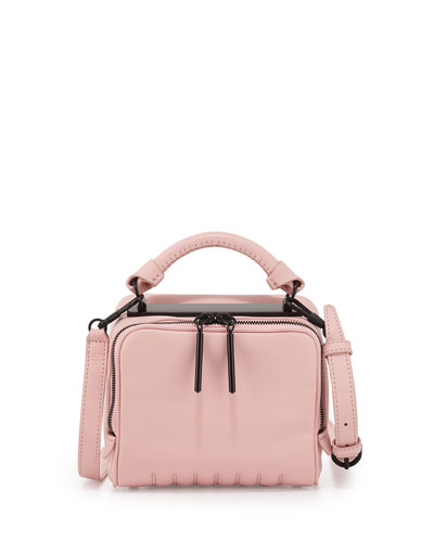 3.1 Phillip Lim Ryder Small Zip Crossbody Bag, Bubblegum