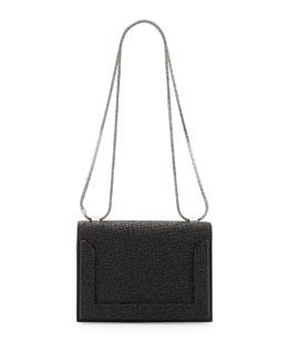 3.1 Phillip Lim Soleil Mini Chain Shoulder Bag, Black