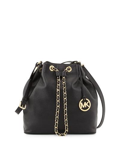 MICHAEL Michael Kors  Large Frankie Drawstring Shoulder Bag