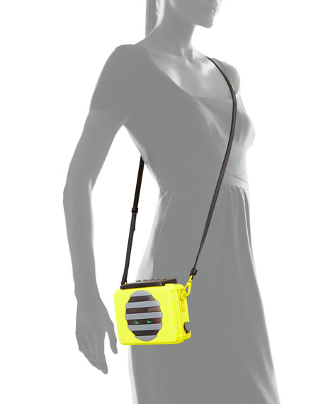 MARC by Marc Jacobs Out Loud Shoulder Bag, Disco Yellow